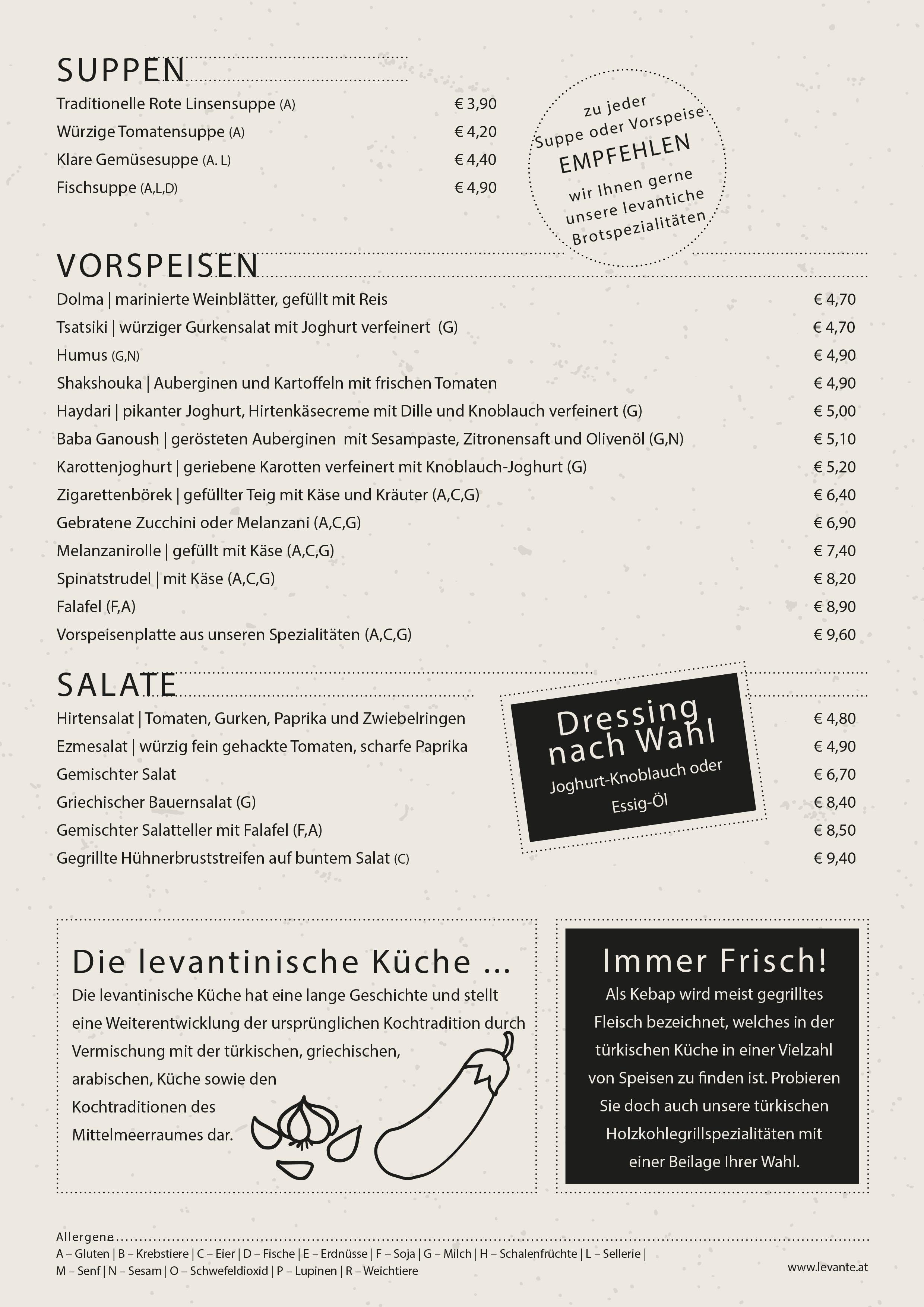 Fantastisch Trub Küche Menü Ideen - Ideen Für Die Küche Dekoration ...